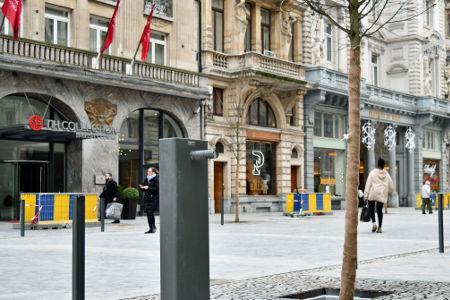 Adresse 12 Boulevard Adolphe Max, 1000 - Bruxelles
