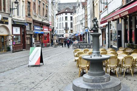 Adresse 28 Rue Du Marché Aux Fromages, 1000 - Bruxelles