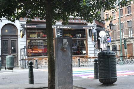 Adresse 1 Rue Du Lombard, 1000 - Bruxelles