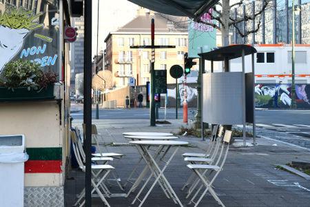 Adresse 183 Rue De Laeken, 1000 - Bruxelles